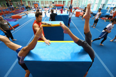 ADULTS GYMNASTICS