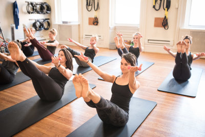 ADULTS YOGA & PILATES